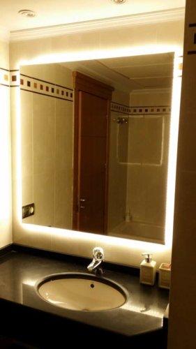 Iluminación particulares baño - Electricistas en Córdoba