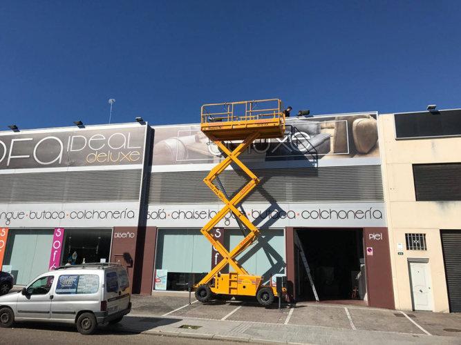 Electricidad en Sofa Ideal Deluxe - Electricistas en Córdoba